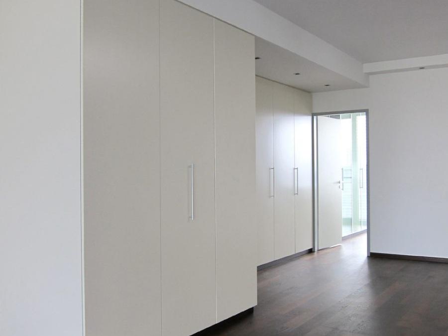Eingangsbereich im Penthouse - Auszüge geschlossen