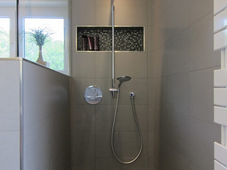 Familienbad - Dusche