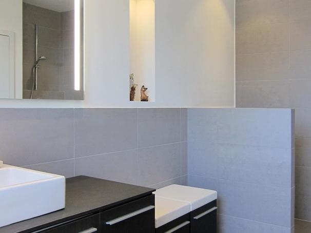 Ehemaliges Jugendheim - WC hinter Trennwand