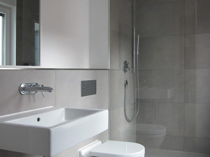 Duschbad im Appartement