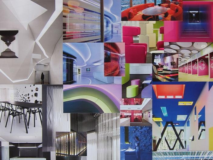 Trendanalyse und Mosaik-Entwicklung - Trends bei Farben