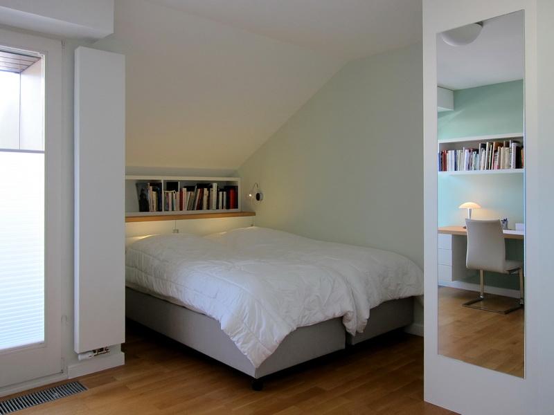Gästezimmer - Betten als Doppelbett