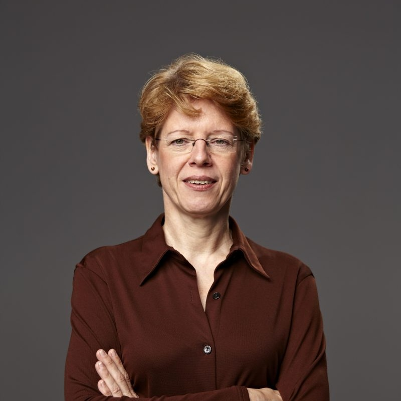 Portrait Birgit Hansen - 1, Farbe