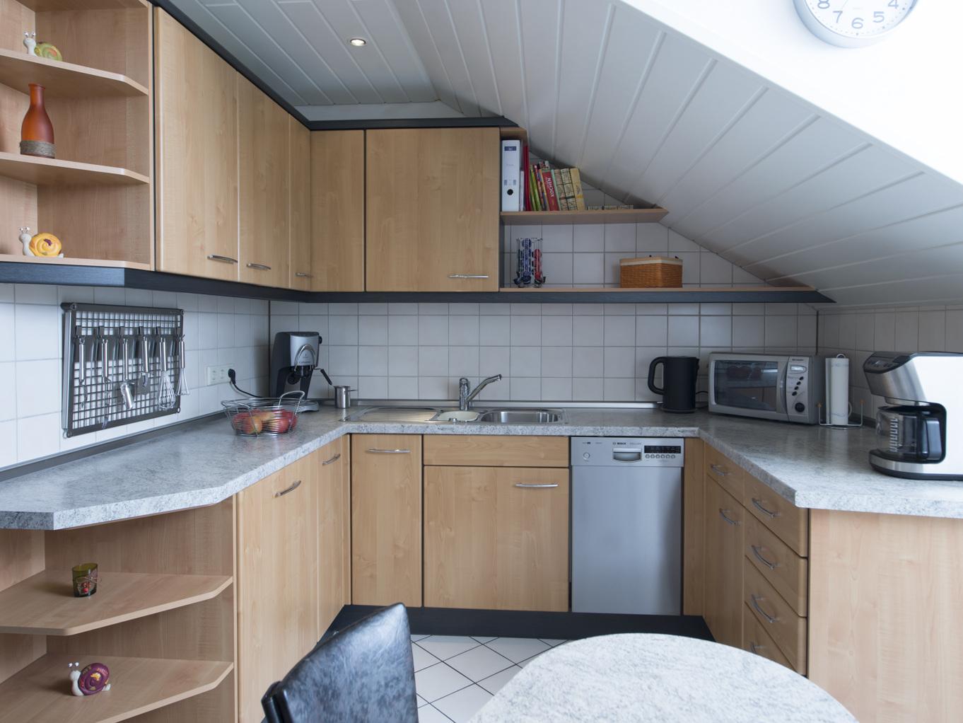 Küchen Make-Over - Vorher