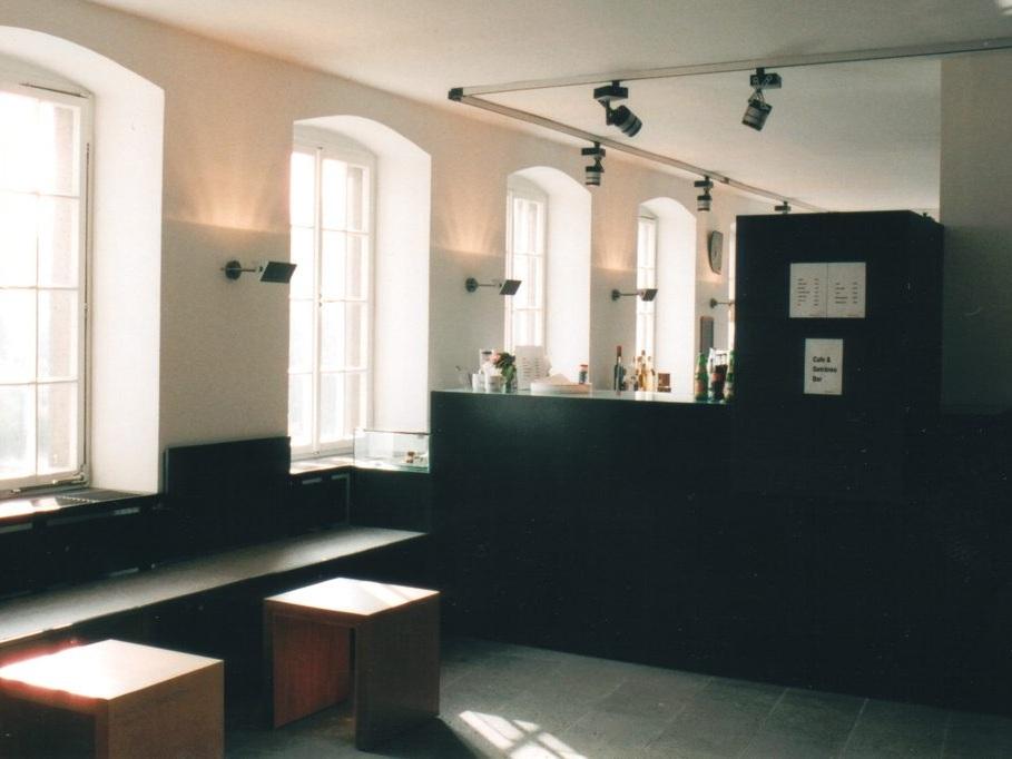 Eifelmuseum Mayen - Bistrobereich