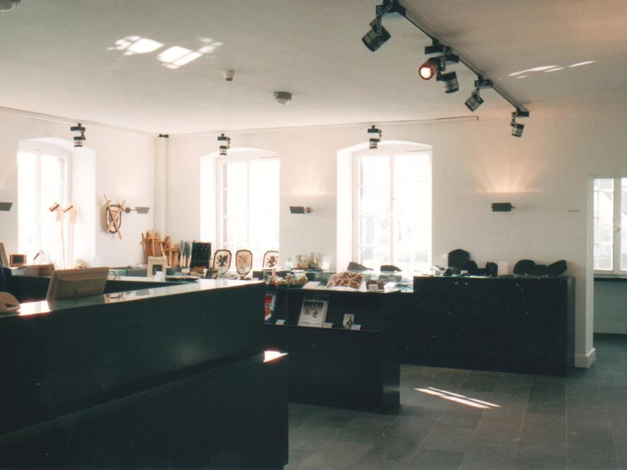 Eifelmuseum Mayen - Shopbereich