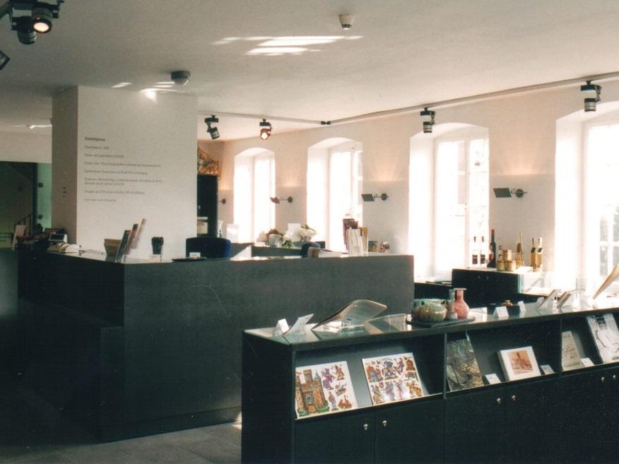 Eifelmuseum Mayen - Kasse