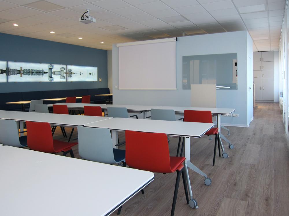 Sozial- und Seminarraum - Nutzung als Seminarraum
