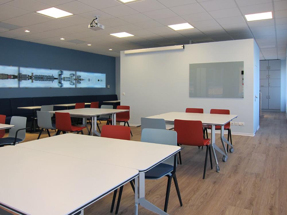 Sozial- und Seminarraum - Nutzung als Sozialraum