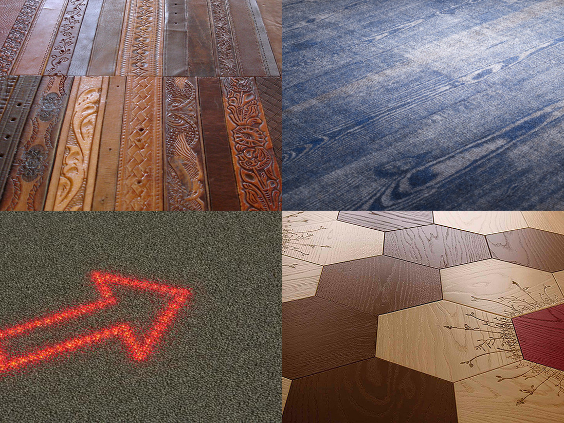 Pressespiegel - Fußbodenbeläge - Materialen auf dem Prüfstand