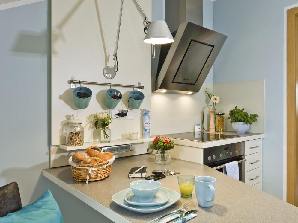 Küchen Make-Over - Essplatz