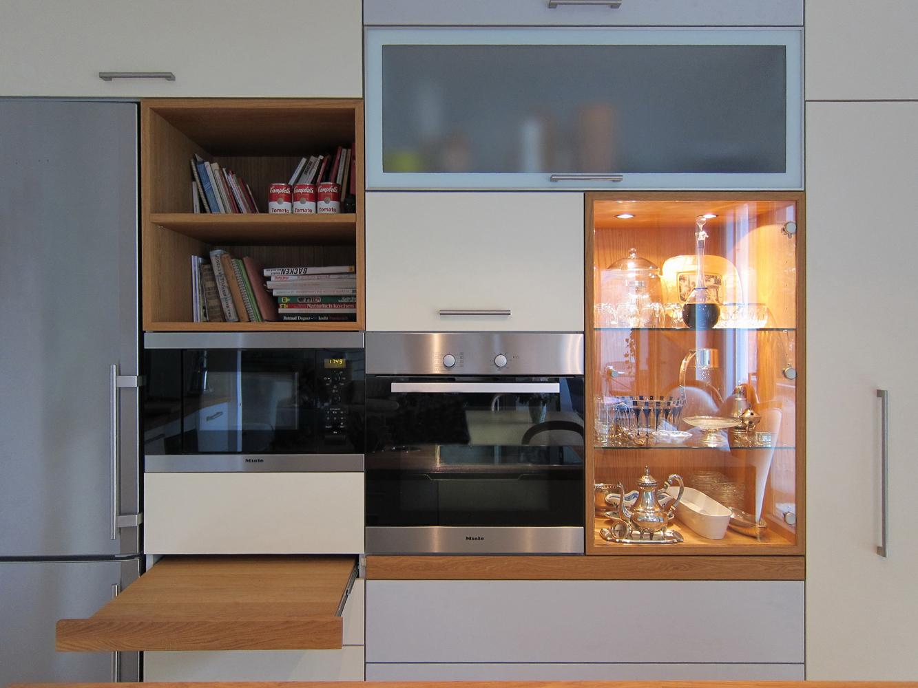 Wohn-Küche - Auszug links