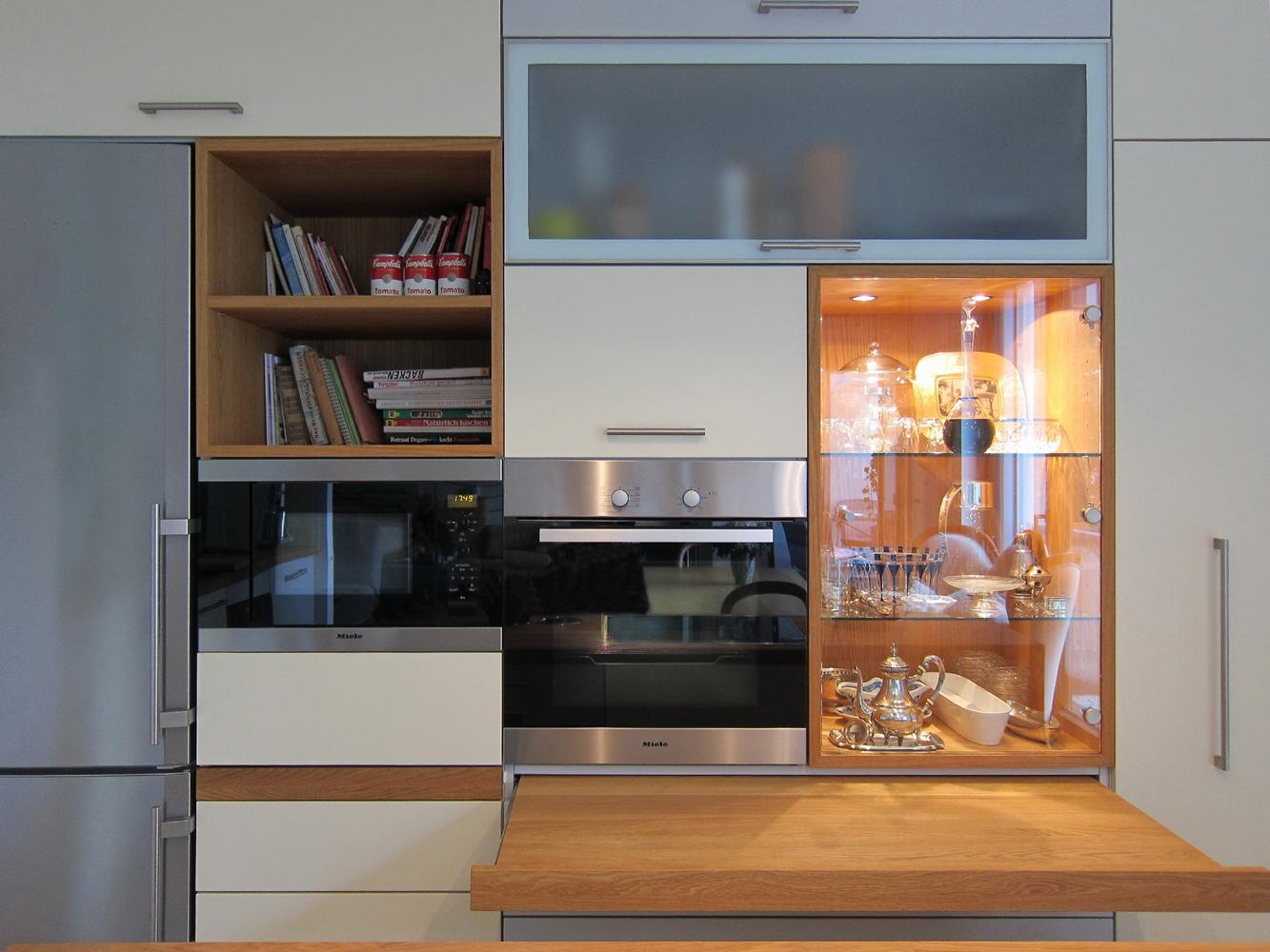 Wohn-Küche - Auszug rechts