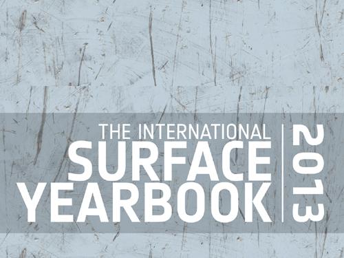 Veröffentlichungen - Surface Yearbook 2013