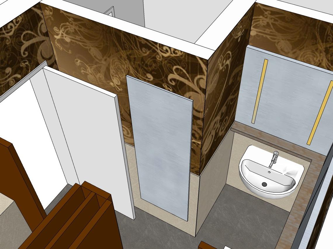 WC-Anlagen - Waschplatz Damen-WC